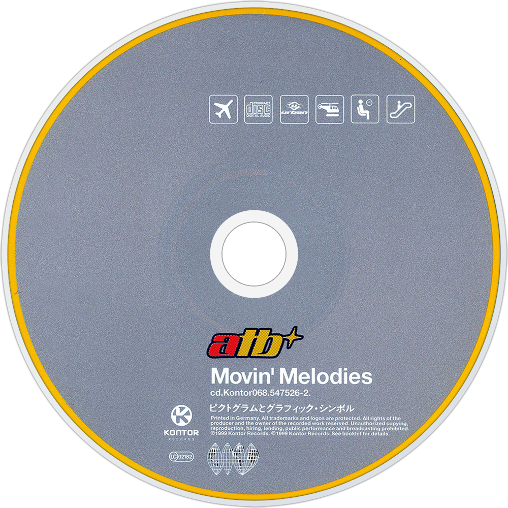 ATB - Movin' Melodies | TheAudioDB com