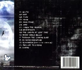 Album Back Cover