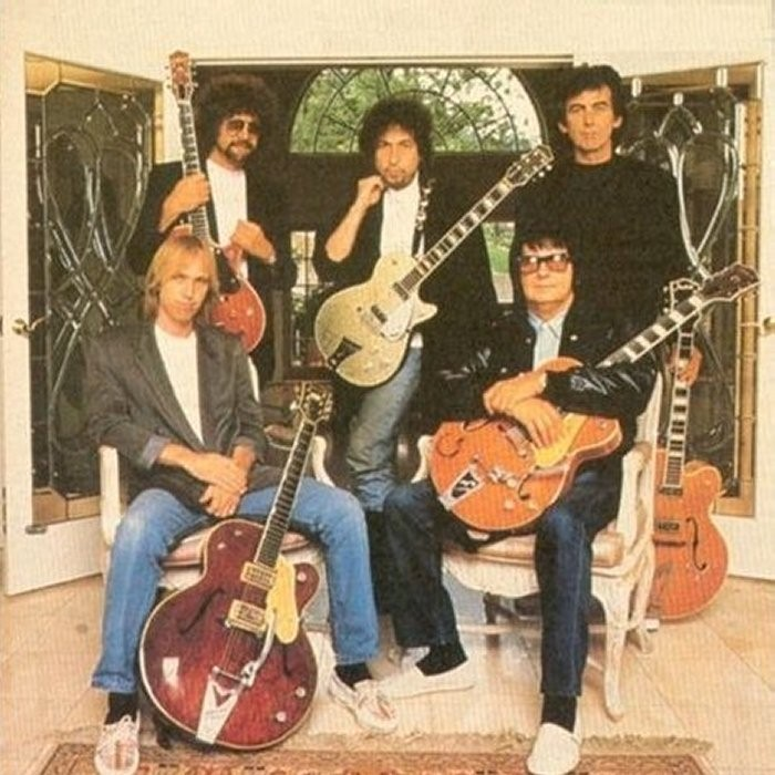 traveling wilburys end of the line images